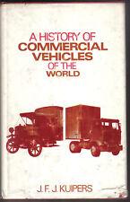 Historia de vehículos comerciales del mundo por J F Kuipers Oakwood prensa 1972