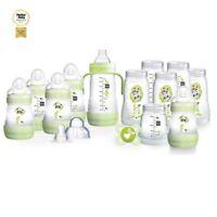 Mam Easy Start Self Sterilising Anti Colic Starter Set, Large, Green - Bottle