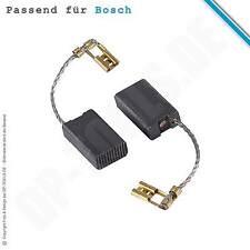 Balais de Charbon Charbons Du Moteur pour Bosch Gks 65 6,3x12,5mm Équipement N°