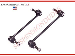 PAIR Front Sway Bar Links FITS 2013-2019 Buick Encore Chevrolet Trax