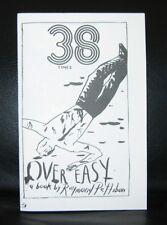 Raymond Pettibon # OVER EASY # ltd.ed.76/100,mint