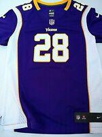 Adrian Peterson #28 Minnesota Vikings Youth Purple Nike On Field Jersey Size L