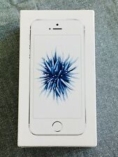 Apple iPhone SE - 128GB - Silver (Unlocked) - Excellent Condition