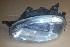Opel Corsa B Frontscheinwerfer links 90386289 Valeo 67625230