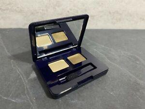 Estee Lauder - Signature Silky Eyeshadow Duo - 04 SAGE - Travel Size Nwob #KJ