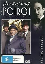 THE POIROT COLLECTION THE ABC MURDERS DVD - AGATHA CHRISTIE