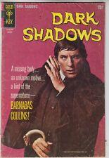 DARK SHADOWS #2 Gold Key TV Comic 1969 G/VG