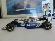 1:18 f1 Minichamps Williams-Renault FW16 Ayrton Senna - 1994 Model Car Original