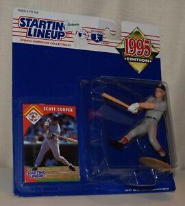 1995 STARTING LINEUP 68686 - SCOTT COOPER * BOSTON RED SOX - MLB SLU