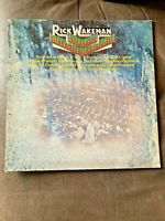 Rick Wakeman 1974 Journey To The Centre Of The Earth + YES Tormato Album 1978 VG