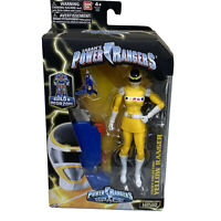 Power Rangers in Space Legacy Collection Yellow Ranger Saban Bandai NIB