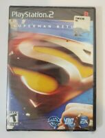 Brand New - Superman Returns: The Video Game (Sony PlayStation 2, 2006) PS2