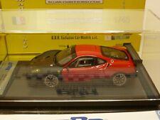 BBR MODELS FERRARI F430 GT - TEST FIORANO 2006 - RED 1:43 - EXCELLENT IN BOX