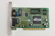 ASANTE 09-00088-01 PCI ETHERNET ADAPTER ASANTENIC-PCI  WITH WARRANTY
