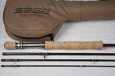 Sage Vantage Fly Rod 790-4 9 ft 7 wt 4 piece with Sage Rod / Reel case Excellent