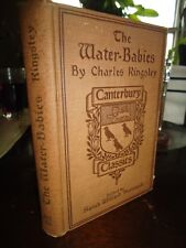 The Water Babies -Charles Kingsley- 1912 , Nice Children's Classic