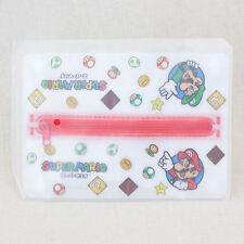 Super Mario Bros. Vinyl Case Yamada Denki JAPAN Nintendo 3DS