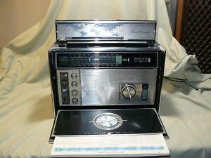 Vintage Zenith Transoceanic Radio Model RD7000Y