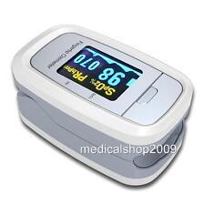 CMS50D1 LED PULSOXYMETER PULSE OXYMETER EKG OXIMETER PULSMESSER PULSUHR Pantalla