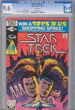 Star Trek #7  CGC 9.6 : 1980 Marvel Sci-fi Comic