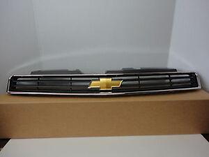 Chevrolet Monte Carlo Impala Upper Chrome Trim Grille & Emblem new OEM 10333709
