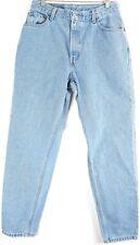 """VTG Levi's Women's 550 Light Wash Denim Tapered leg High Rise Jeans Sz 30x30"""""""