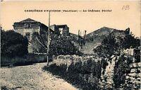CPA   Cabriéres d'Avignon (Vaucluse) - Le Cháteau Féodal   (511950)
