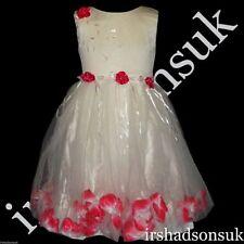 Abbigliamento rosa primavera per bambine dai 2 ai 16 anni, taglia 2 anni