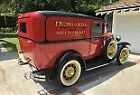1931 Ford Model A  1931 FORD MODEL A DELUXE SEDAN DELIVERY