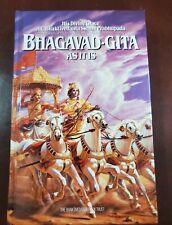 Bhagavad-Gita As It Is by A. C. Bhaktivedanta Prabhupada (2001, Hardcover)