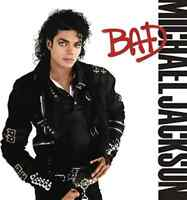 Michael Jackson - Bad [Latest Pressing] LP Vinyl Record Album SEALED