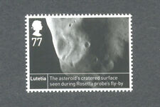 Space-Asteroids-Lutetia mnh single-Science Great Britain