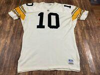 VTG Kordell Stewart Pittsburgh Steelers Authentic Durene Jersey Starter - Sz. 48