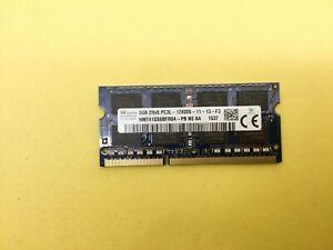 SK Hynix 8GB 2Rx8 PC3L-12800 1600MHz 1.35V RAM HMT41GS6BFR8A-PB MEMORY