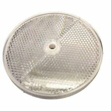 Gate Reflector Reflective Safety Beam Plastic 3 in.