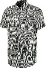 VOLCOM Men's S/S Button Shirt VIBE DAZE - EGW - XLarge - NWT
