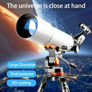 Telescope Astronomic Professional HD Photo Night Vision Stargazing Moon Nebula
