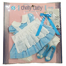 1961 Chatty Cathy Party Dress Fashion #691 NRFB Very Rare!