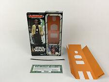 """Custom Star Wars 12"""" Luke Skywalker Ceremonial Caja Versión Moderna + Insertos"""