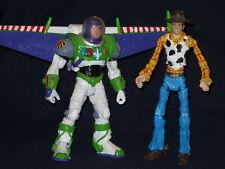 Custom lot Marvel Legends/Disney Toy Story-Buzz Lightyear and Woody