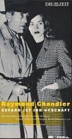 Raymond Chandler - Gefahr ist ihr Geschäft NEU 10 CD Hörbuch Krimi CDs RARITÄT!