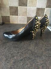 Tachonado Punk Goth/zapatos talla 7