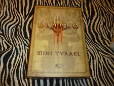 Diablo III Mini Tyrael Statue Blizzcon - NEW!!!