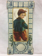 Vintage Paper Book Mark Advertising Ken's Curios Old Post Cards & Paper Items