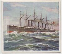 """Great Eastern"" Iron Sailing Steamship  c80 Y/O Trade Ad Card"
