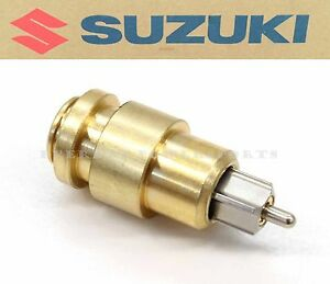 Suzuki Carburetor Float Valve Carb Needle & Seat Many Bikes (See Notes) #Y128