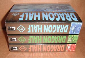 Dragon Half Omnibus Vol. 1,2,3 Complete Set Manga Graphic Novels English