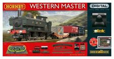 Hornby R1173 Western Master Digital Train Set with eLink