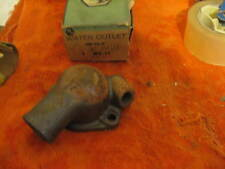 52 53 54 55 56 FORD 6 CYL  thermostat housing