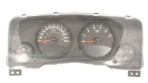 2007-2012 Jeep Patriot MK Instrument Cluster AUTO Petrol OEM Genuine Parts